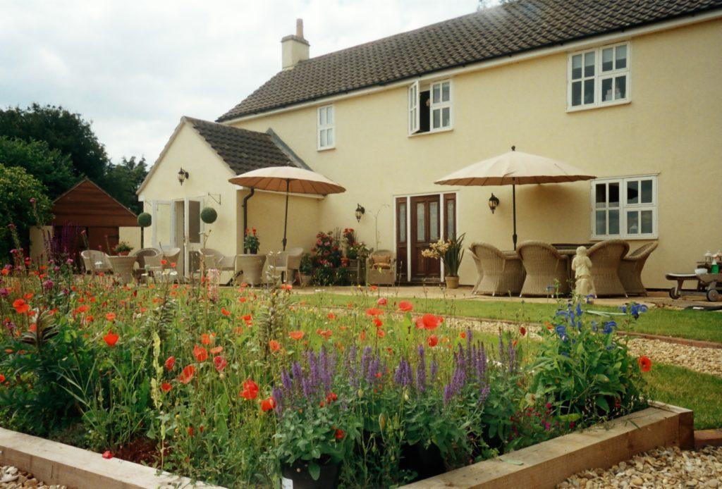 Hill View Farm house
